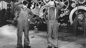 Modern Times (1936) HDRip Full English Movie Watch Online