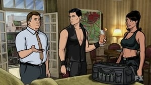 Archer Season 2 : Pipeline Fever
