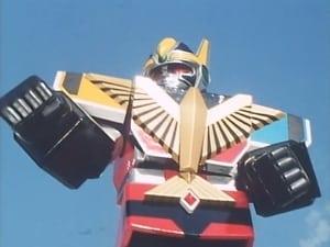 Super Sentai Season 15 : Get Angry, Robo!
