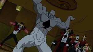 Captura de La liga de la justicia: La legión del mal (2012) 1080p – 720p Dual