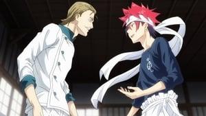 Food Wars! Shokugeki no Soma Season 3 :Episode 8  The Alchemist