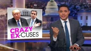 The Daily Show with Trevor Noah Season 24 :Episode 35  Bob Woodward & Janelle Monáe