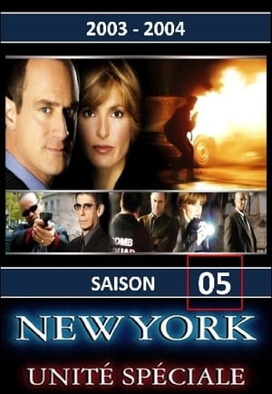Regarder New York Unité Spéciale Saison 5 Streaming