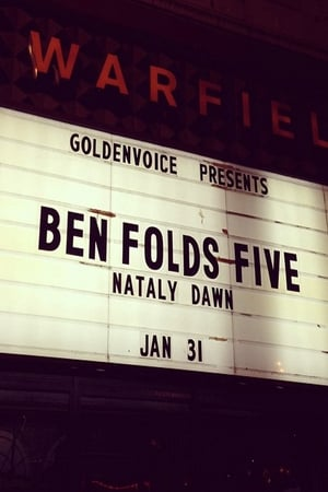 Ben Folds Five: Live from the Warfield