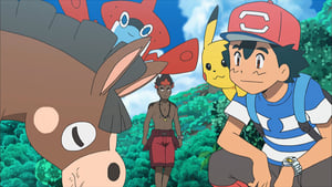 Pokémon Season 20 :Episode 11  Young Kiawe Had a Farm!