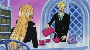 The Power of the Devil Fruit! Kaku and Jyabura's Transformations