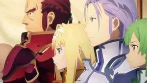 Sword Art Online Season 4 : The Night Before Battle