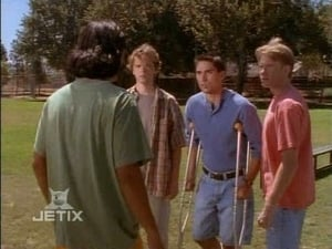 Power Rangers season 5 Episode 37