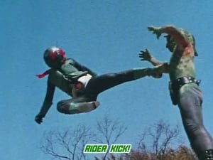 Kamen Rider Season 1 :Episode 7  Duel With Grim Reaper Chameleon! World Fair Impression