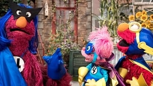 Sesame Street Season 49 :Episode 24  Four Furry Superheroes