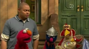 Sesame Street Season 41 :Episode 37  Elmo Steps in for Super Grover