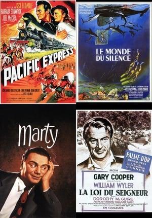 collection---palmes-de-cannes poster