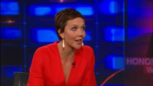 The Daily Show with Trevor Noah Season 19 : Maggie Gyllenhaal
