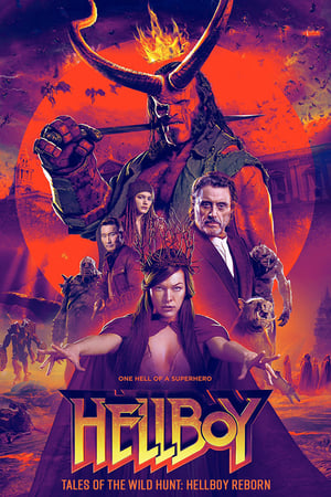 Watch Tales of the Wild Hunt: Hellboy Reborn Full Movie