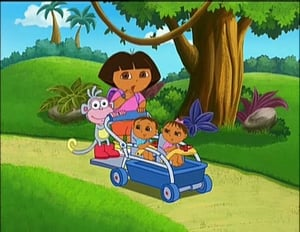 Dora the Explorer Season 4 :Episode 9  Super Babies