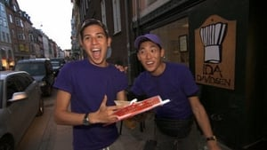 The Amazing Race Season 25 :Episode 4  Thinly Sliced Anchovies