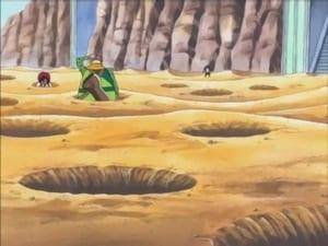 Noro-Noro al máximo poder contra el inmortal Luffy