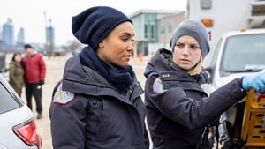 Chicago Fire Season 8 :Episode 16  The Tendency of a Drowning Victim