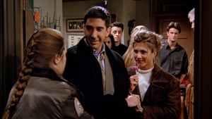 Friends Season 1 :Episode 19  The One Where the Monkey Gets Away