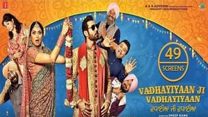 Vadhayiyaan Ji Vadhayiyaan (2018) HDRip Full Punjabi Movie Watch Online