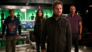 Arrow Season 8 :Episode 4  Present Tense