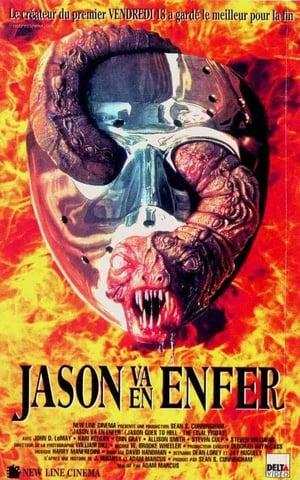 Télécharger Vendredi 13, chapitre 9 : Jason va en enfer ou regarder en streaming Torrent magnet