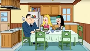 American Dad! Season 12 : Scents and Sensei-bility