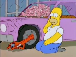 The Simpsons Season 9 : The City of New York vs. Homer Simpson