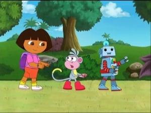 Dora the Explorer Season 3 :Episode 4  Roberto the Robot