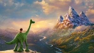 Captura de El viaje de Arlo / Un gran dinosaurio