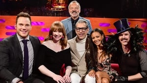 The Graham Norton Show Season 23 :Episode 8  Chris Pratt, Bryce Dallas Howard, Jeff Goldblum, Jake Shears