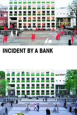 Händelse vid bank