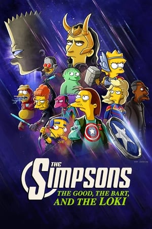 Watch The Simpsons: The Good, the Bart, and the Loki Full Movie