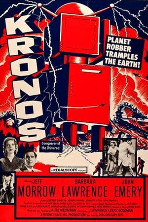 Kronos, le conquérant de l'univers