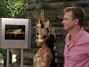 The Amazing Race Season 15 :Episode 3  Sean Penn Cambodia Here We Come
