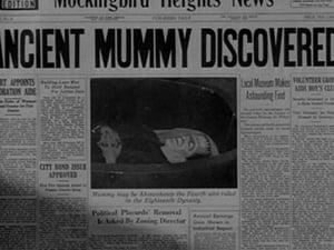 La familia Monster Herman la momia ver episodio online