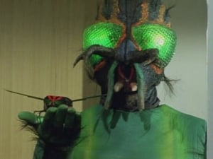 Kamen Rider Season 1 :Episode 42  The Devil's Messenger, Mysterious Fly Man