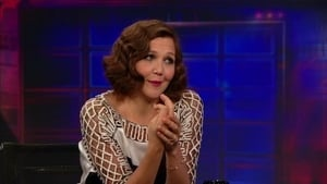 The Daily Show with Trevor Noah Season 17 : Maggie Gyllenhaal