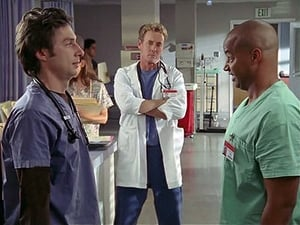 Episodio TV Online Scrubs HD Temporada 7 E9 Mi estúpida suerte