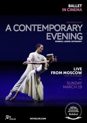 The Bolshoi Ballet: A Contemporary Evening