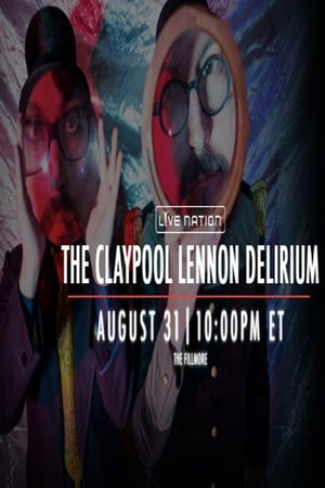 The Claypool Lennon Delirium - The Fillmore, Philadelphia, PA [31.08.2016]