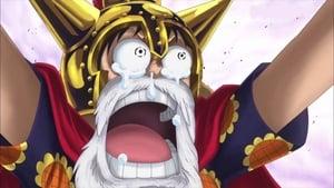 Gran contraataque ¡El despertar de Doflamingo!
