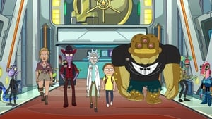 Rick and Morty Season 4 :Episode 3  One Crew Over the Crewcoo's Morty