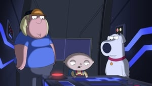 Family Guy Season 13 :Episode 7  Stewie, Chris & Brian's Excellent Adventure