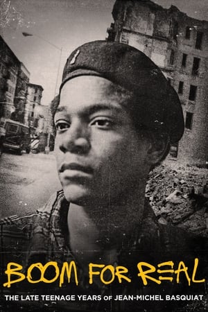 Watch Boom for Real: The Late Teenage Years of Jean-Michel Basquiat Full Movie