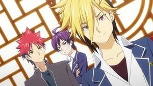 Food Wars! Shokugeki no Soma Season 3 :Episode 1  Challenging the Elite Ten