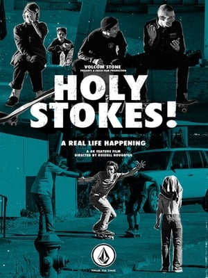 Holy Stokes! A Real Life Happening