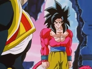 Dragon Ball GT Season 1 :Episode 35  Final Strength! Son Goku Becomes Super Saiyan 4!!