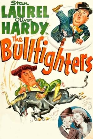 Laurel et Hardy - toréadors