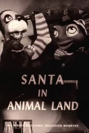 Santa in Animal Land